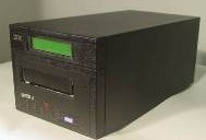 IBM 3580 Ultrium Tape Drives
