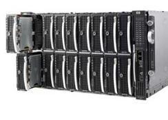 HP BL60p Servers
