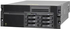 IBM 8203-E8A P6 550 Server
