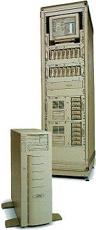 HP Compaq Proliant 4500r Server Series