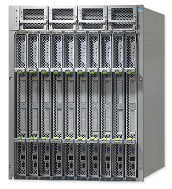 Sun Blade 8000 P Modular System