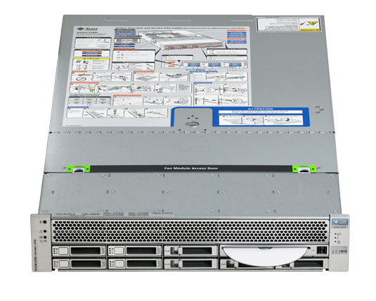 Sun Fire X4440 Server