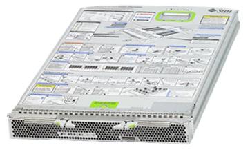 Sun Blade X6450 Server Module