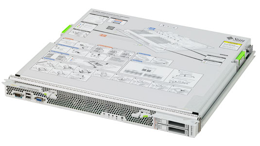 Sun Blade X8450 Server Module